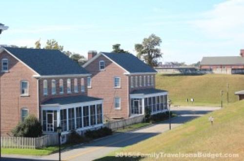 Homes of Fort Monroe