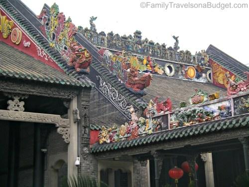 Chen Family Museum Guangzhou China