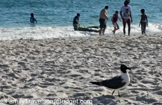 Families enjoy Alabama beaches
