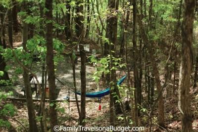 Red Mountain Park, Birmingham, AL picnic area