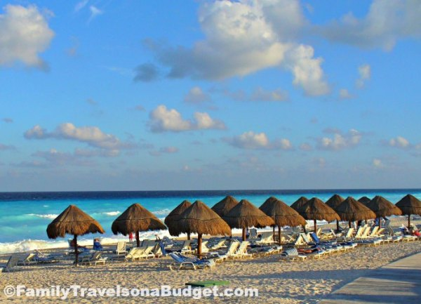 Cancun Beach Mexico