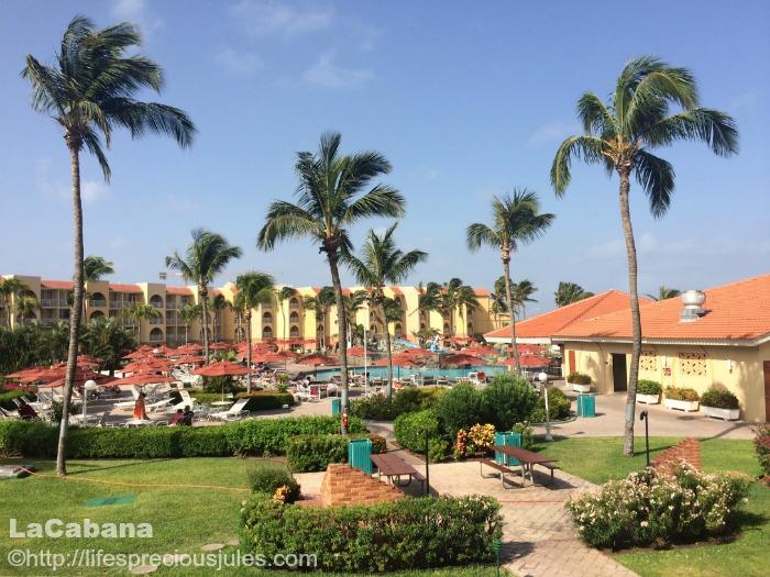 LaCabana in Aruba by Julia Sayers