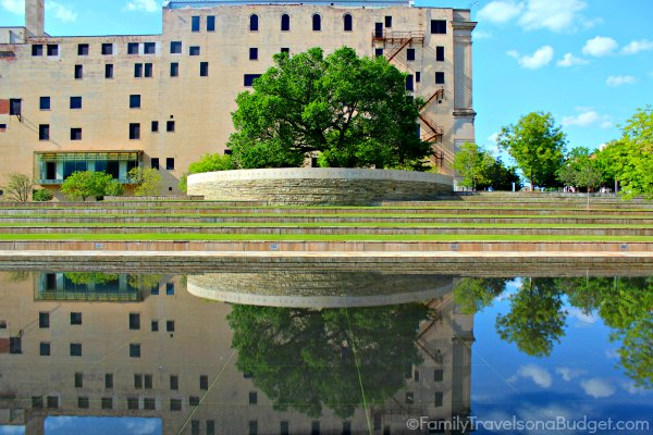 OKC National Memorial Survivor Tree