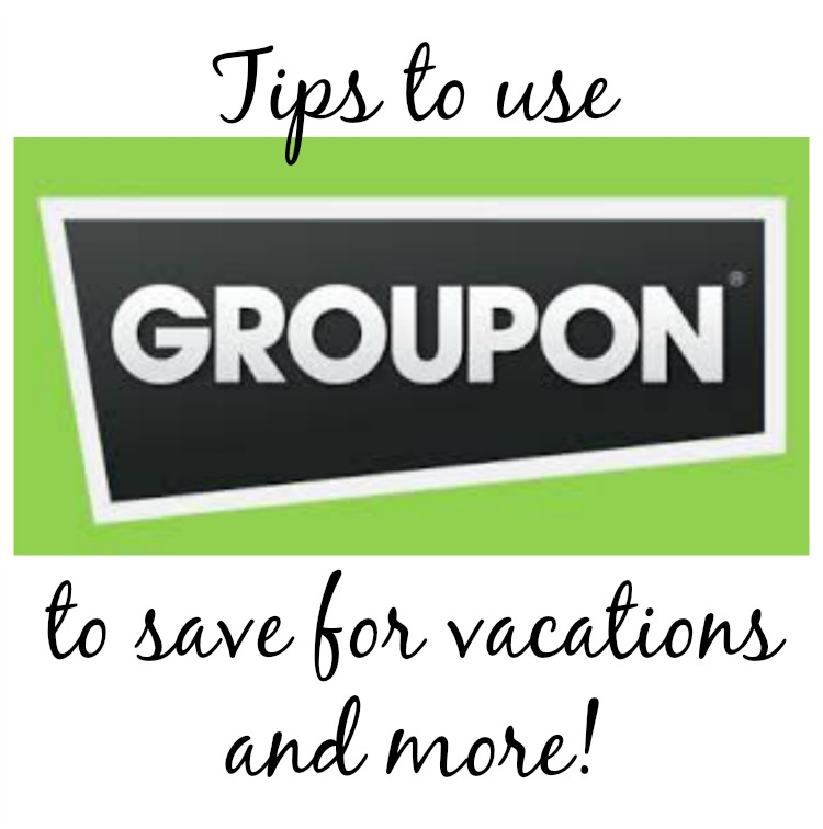 Budget tips: Using Groupon Coupons