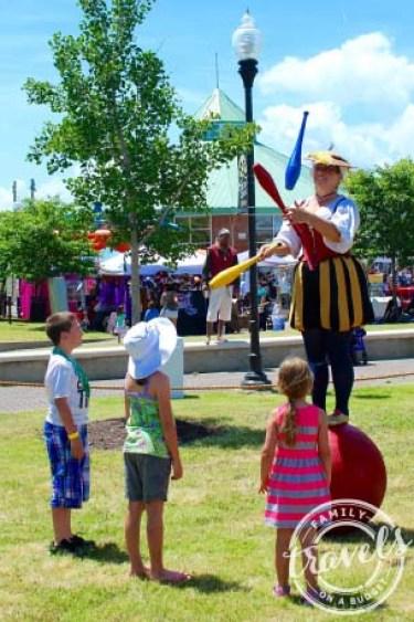 Blackbeard Festival in Hampton, VA