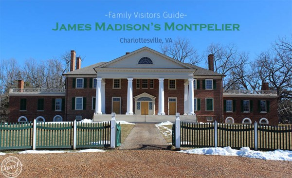 James Madison's Montpelier. Discover early American history where it happened
