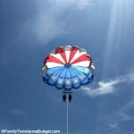 Discover parasailing