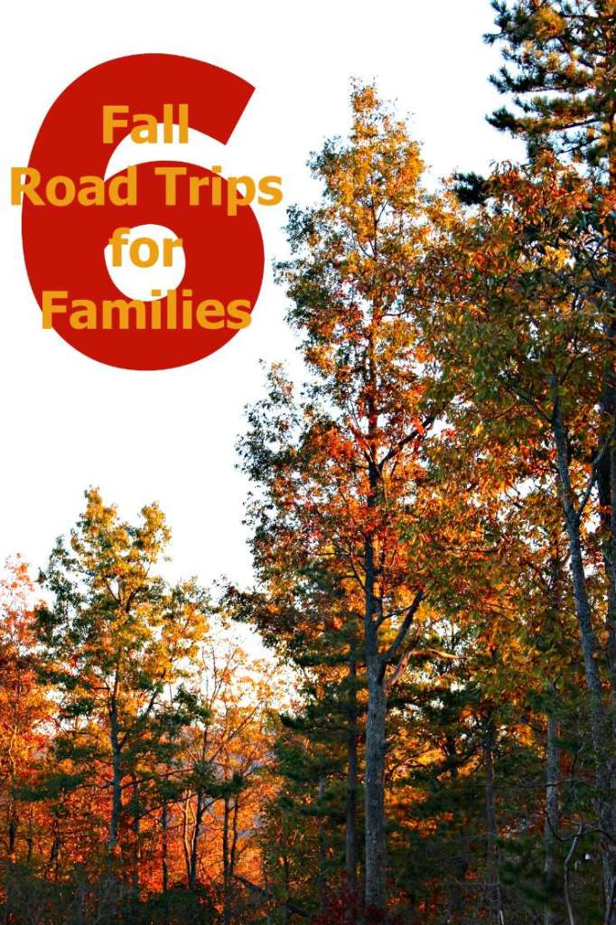 6 fall road trips for families