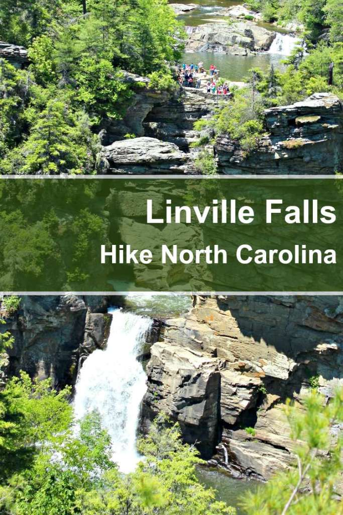 Linville Falls, North Carolina