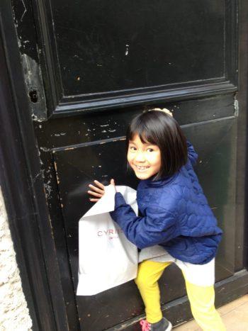 Ellie in Paris
