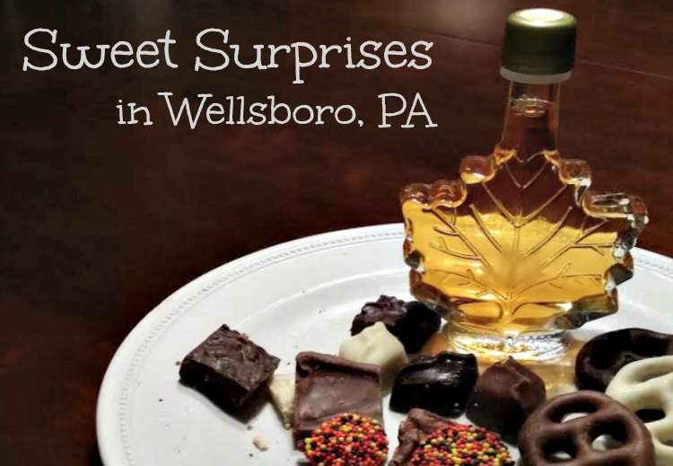 Sweet surprises in PA