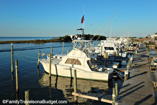 Deep Sea Fishing Hatteras Village