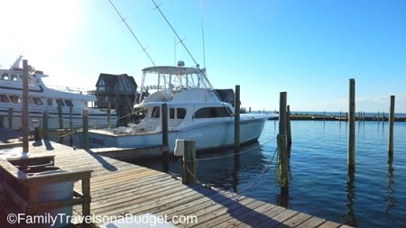Outer Banks Vacation, Hatteras Village fishing charter