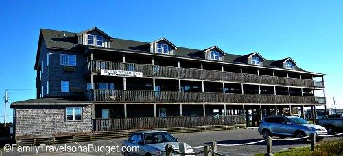 OBX Vacation Breakwater Inn