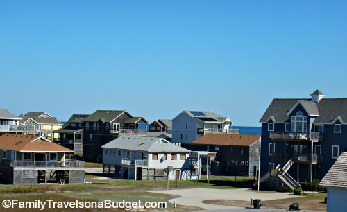 OBX vacation houses