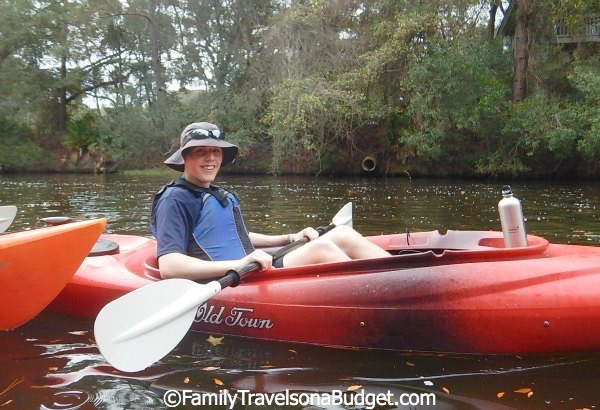 Hilton Head Outfitters Kayaks