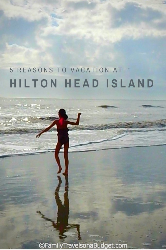 5 reasons to vacation at Hilton Head this year