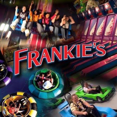 Photo provided by Frankie's Fun Park. Used with permission.