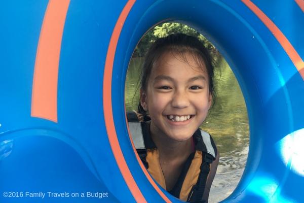James River Smile