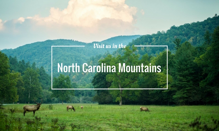 North Carolina Mountains vacation #visitnc