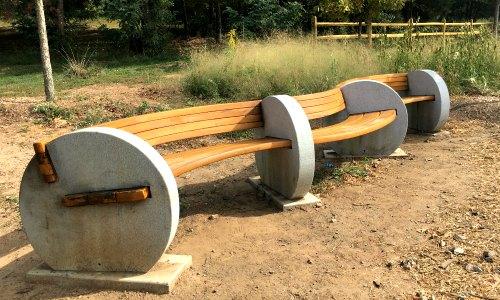 park-bench-on-the-atlanta-beltline