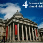 Four reasons art lovers should visit London