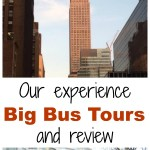 Big Bus Tours: Our experience and review