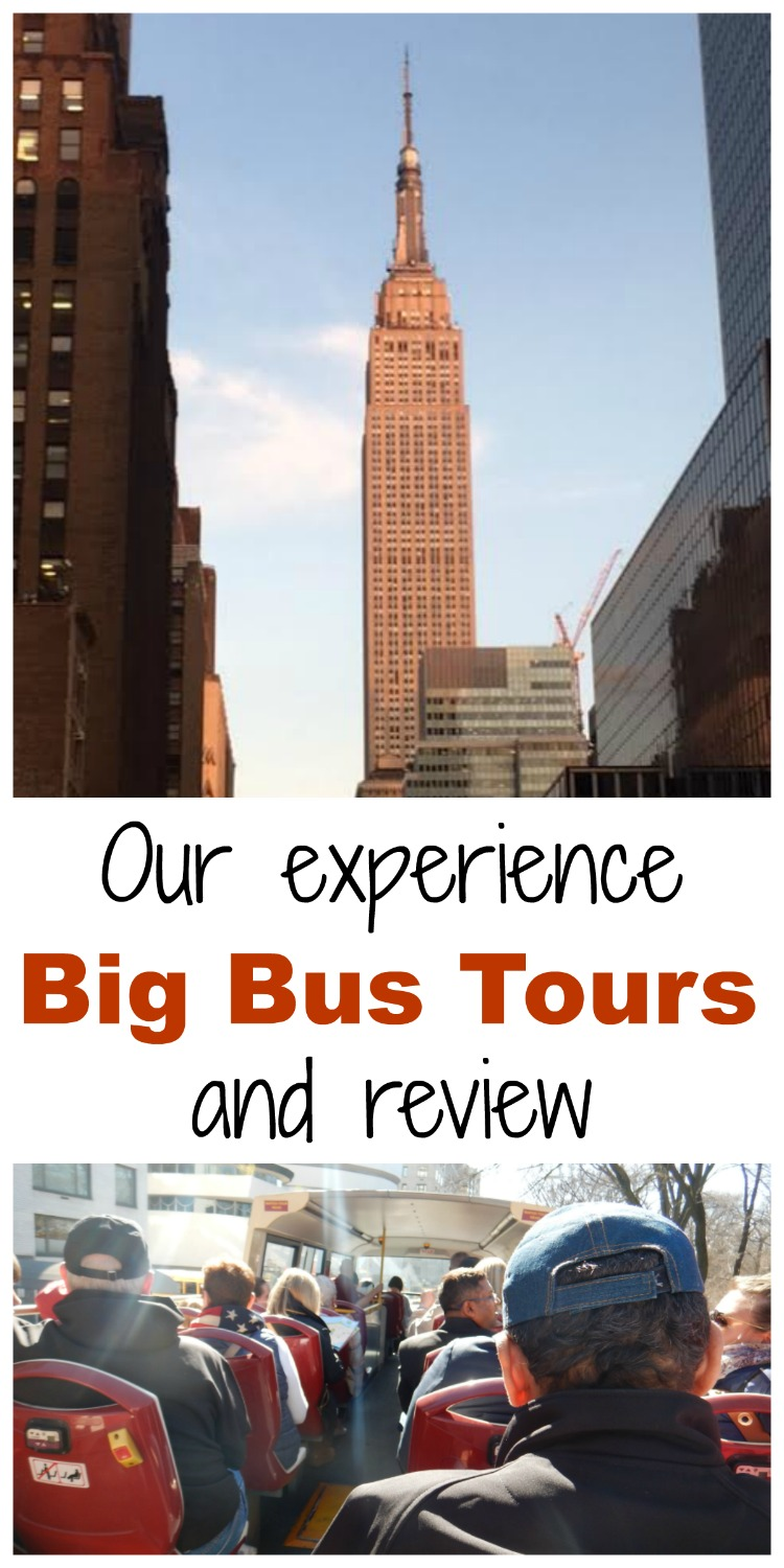 Big Bus Tours: Our experience and review • Family Travels ...