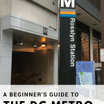DC Metro: A beginner's guide