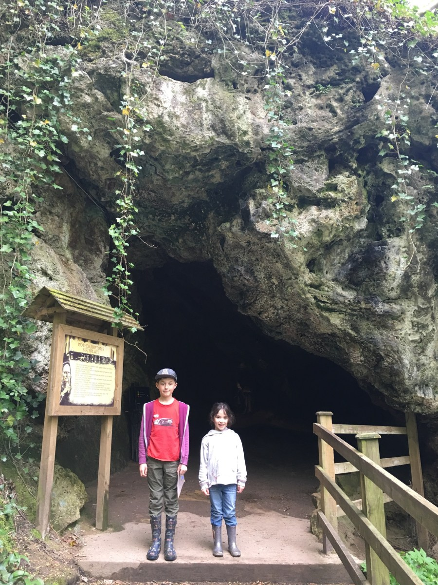 The cave at Mother Shiptons
