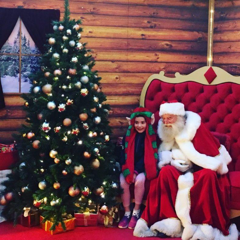 Best places to meet Santa in Kent