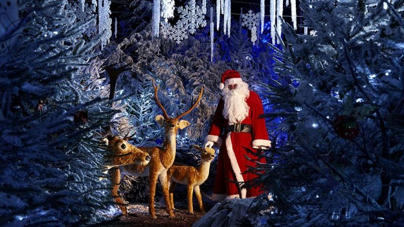 Restaurants Open On Christmas Eve 2019.10 Best Places To Visit Santa In Kent 2019 Family Travel