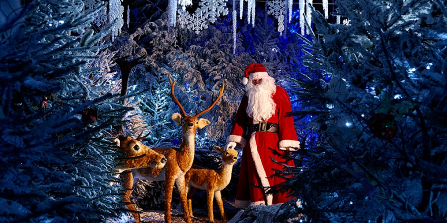 10 best places to visit santa in kent 2018 - Best Places To Visit At Christmas