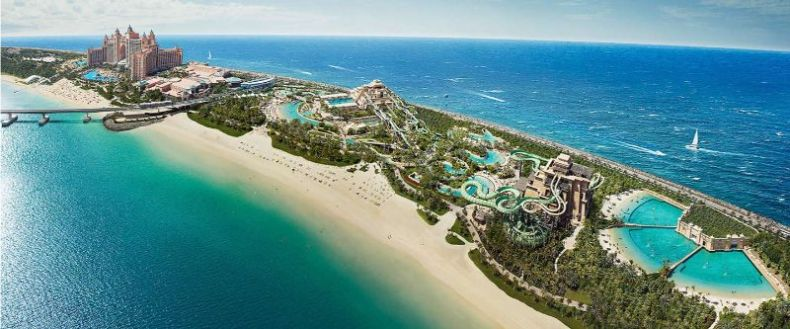 Atlantis-The-Palm-Dubai family friendly resort