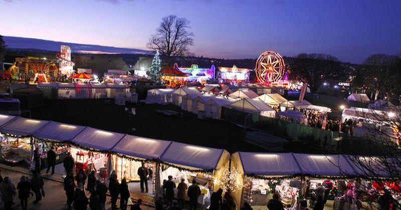 Rochester Christmas Market Kent