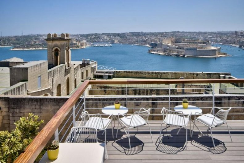 family friendly hotel in malta