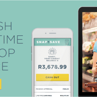 NEW Snap & Save App gives you cash back no matter where you shop!
