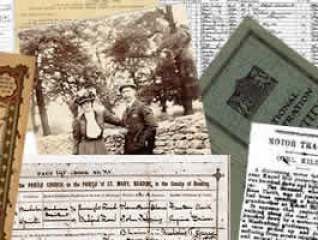 Family History Research Documents