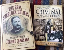 Some criminal reading to add to my reading pile.