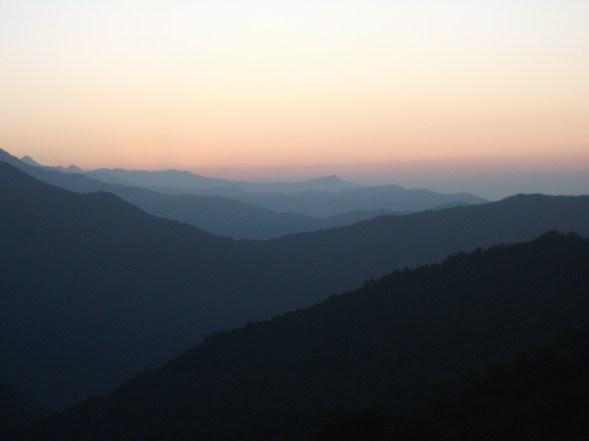Sunrise Day 4