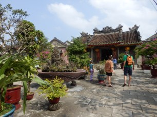 There were many of these trading houses throughout Hoi An