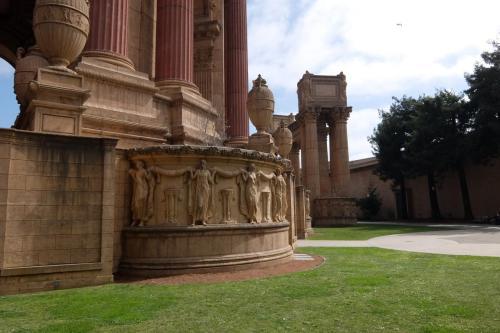 Palazzo delle esposizioni a San Francisco