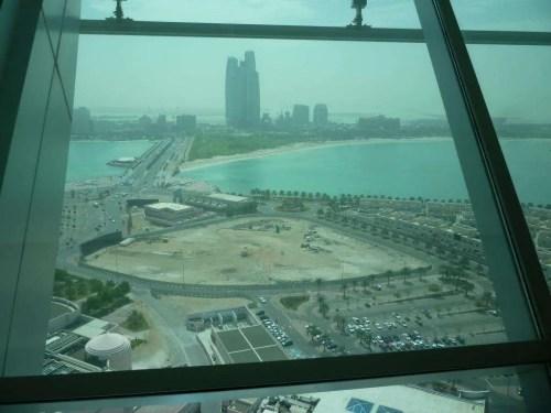 vista dal marina mall