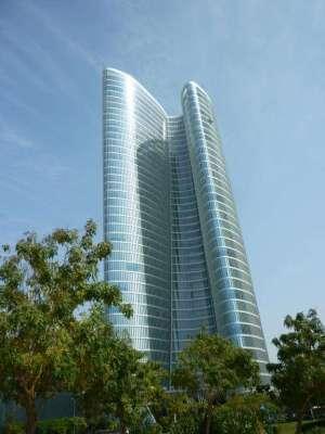 grattacielo di abu dhabi