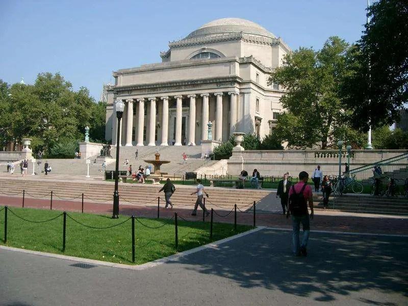 Low Memorial Library Columbia University