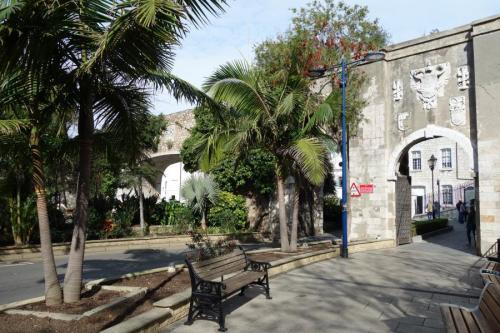 Mura difensive di Gibilterra