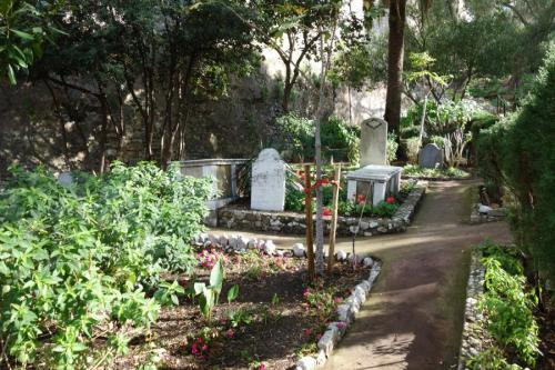 Trafalgar Cemetery Gibilterra