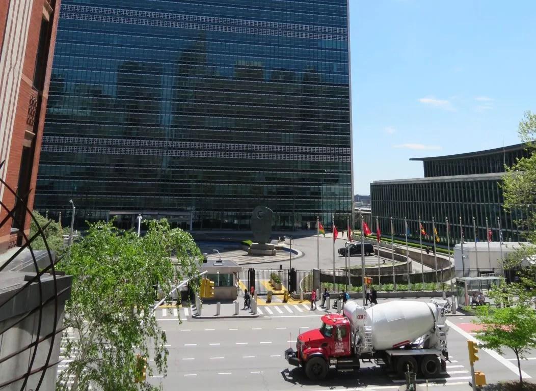 ONU Palazzo di vetro di New York