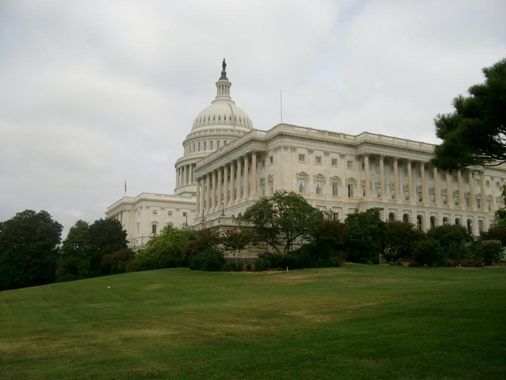 Washington Campidoglio viaggio stati uniti