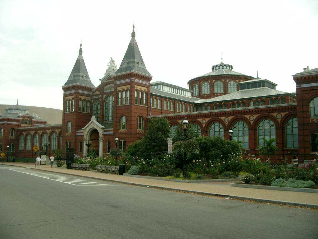 Washington musei sul mall